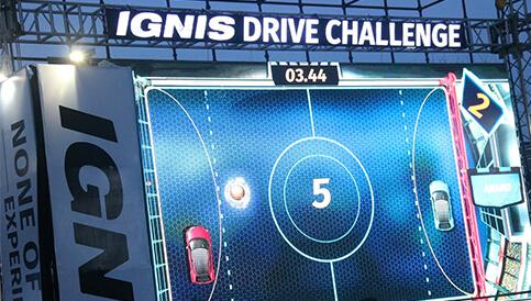 Ignis Drive Challenge
