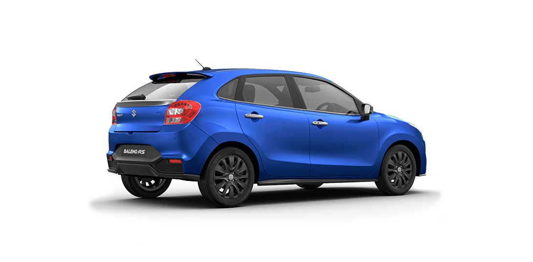 All New Baleno Rs Maruti Suzuki Baleno Rs Nexa Experience