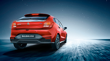 Baleno RS Ground Clearance